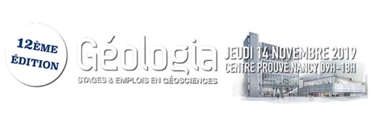 Participation d'ESIRIS Group au salon GEOLOGIA 2019 – Nancy